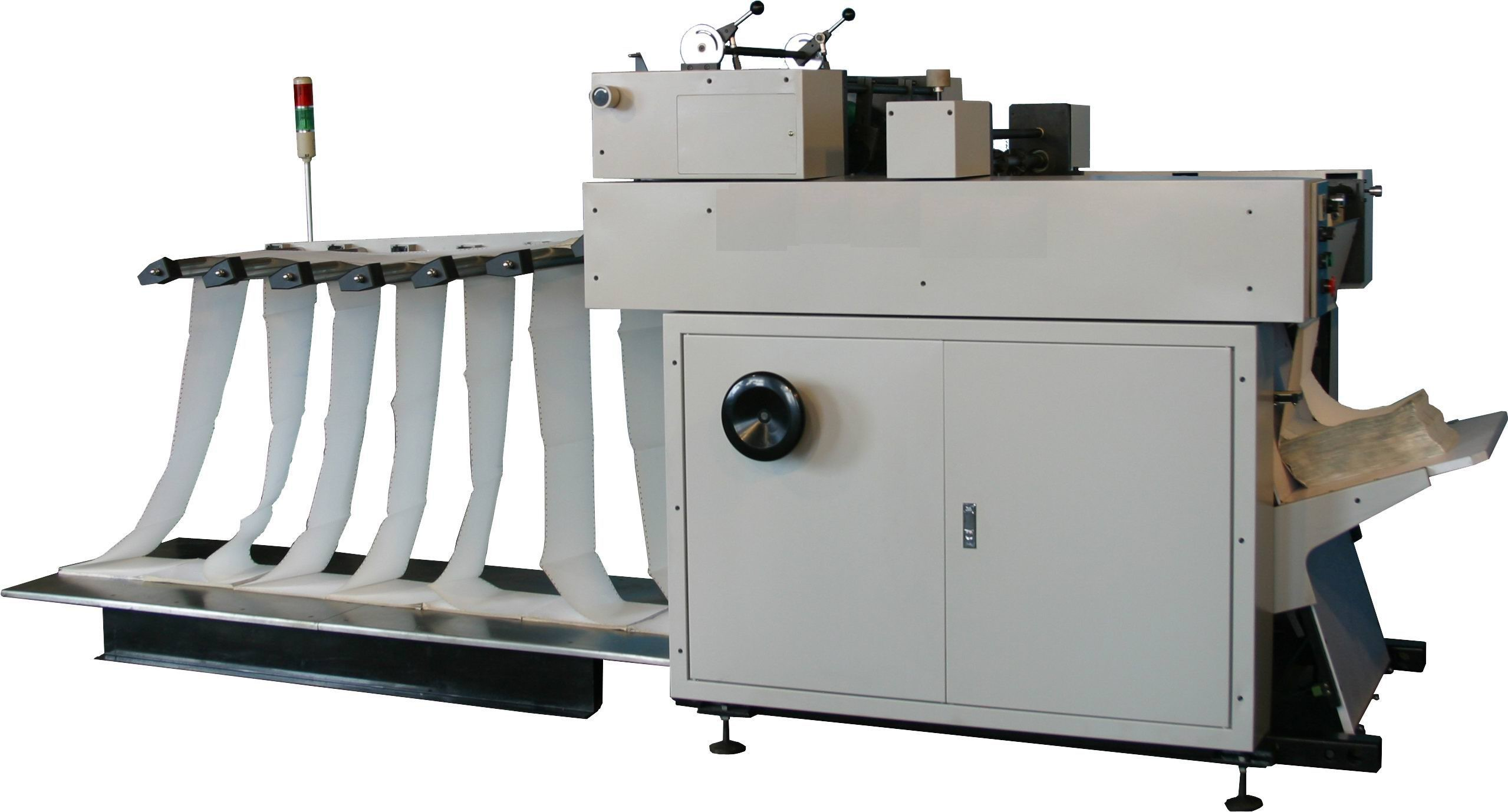 Continuous form numbering collator